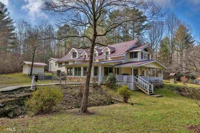 1030 Hefner Lake Rd, Ellijay, GA 30536 (MLS #8935403) :: RE/MAX Eagle Creek Realty