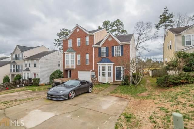 1715 Barrington Overlook, Marietta, GA 30066 (MLS #8935409) :: Buffington Real Estate Group