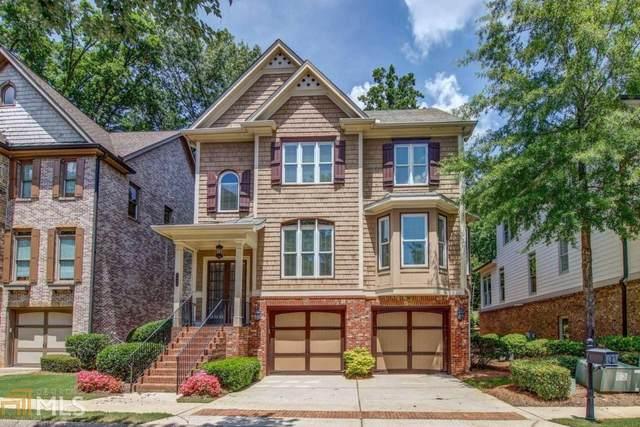 7985 Magnolia Sq, Sandy Springs, GA 30350 (MLS #8935418) :: Scott Fine Homes at Keller Williams First Atlanta