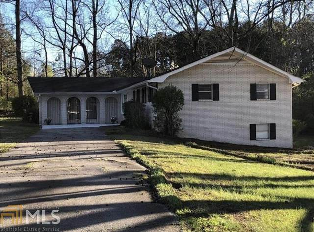 8591 Timberlane Drive, Douglasville, GA 30134 (MLS #8935422) :: Keller Williams