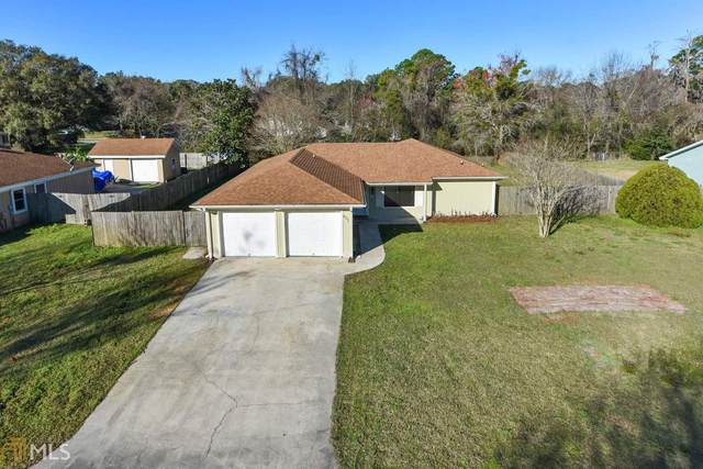 401 Powder Horn, Saint Marys, GA 31558 (MLS #8935423) :: Military Realty