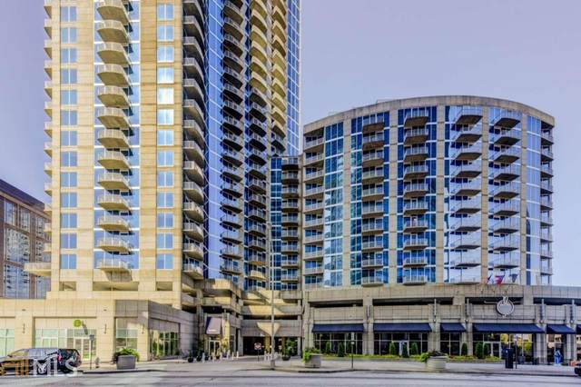 400 W Peachtree St #3514, Atlanta, GA 30308 (MLS #8935430) :: Crown Realty Group