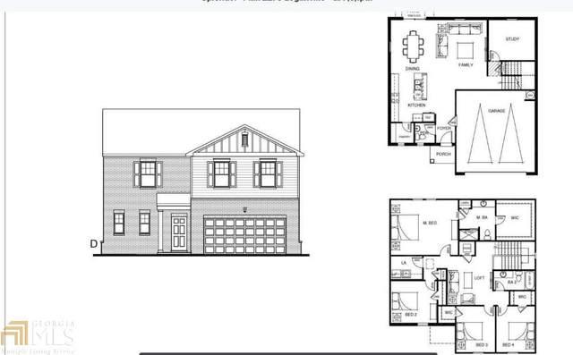 359 Sinclair Way #133, Monroe, GA 30655 (MLS #8935442) :: RE/MAX Eagle Creek Realty