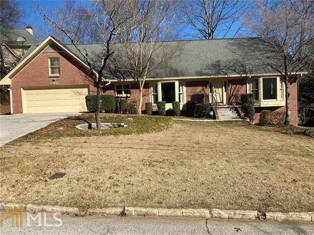 2412 Greenglade Rd, Atlanta, GA 30345 (MLS #8935453) :: Scott Fine Homes at Keller Williams First Atlanta