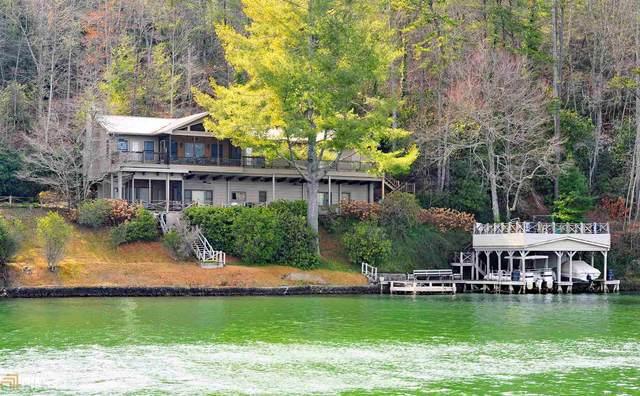 1349 Dicks Creek Rd, Clarkesville, GA 30523 (MLS #8935462) :: The Realty Queen & Team