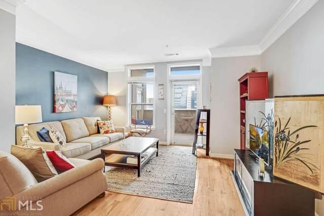 3334 Peachtree Rd #1002, Atlanta, GA 30326 (MLS #8935502) :: Buffington Real Estate Group