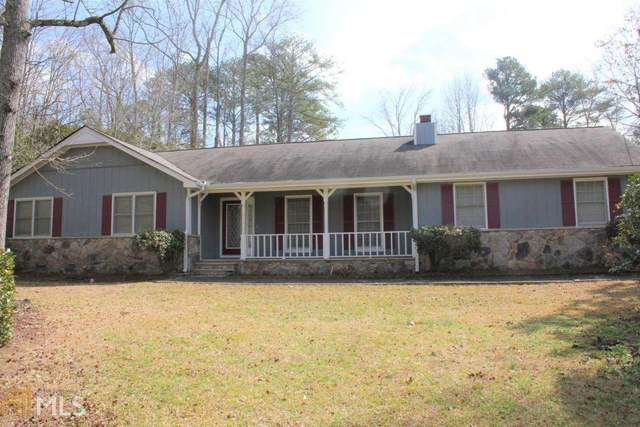 3390 Colony Dr, Conyers, GA 30013 (MLS #8935533) :: RE/MAX Eagle Creek Realty