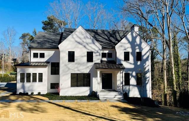 5365 Mount Vernon Pkwy, Sandy Springs, GA 30327 (MLS #8935576) :: Crown Realty Group