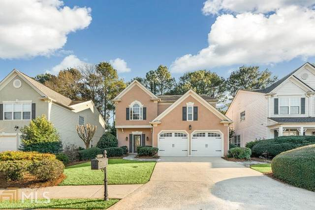 607 Lullingstone Drive Se, Marietta, GA 30067 (MLS #8935633) :: Keller Williams