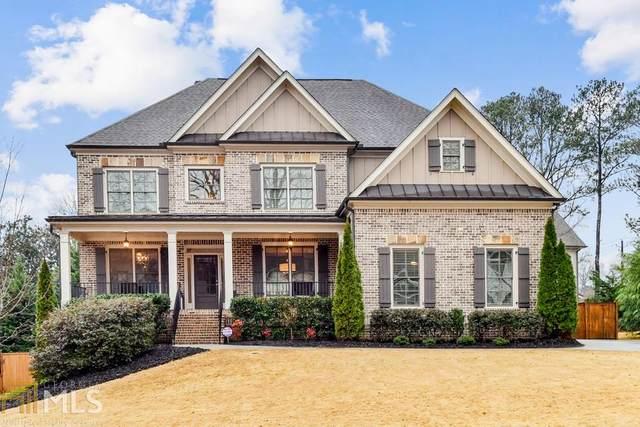 1153 Haven Brook Way, Brookhaven, GA 30319 (MLS #8935673) :: Bonds Realty Group Keller Williams Realty - Atlanta Partners