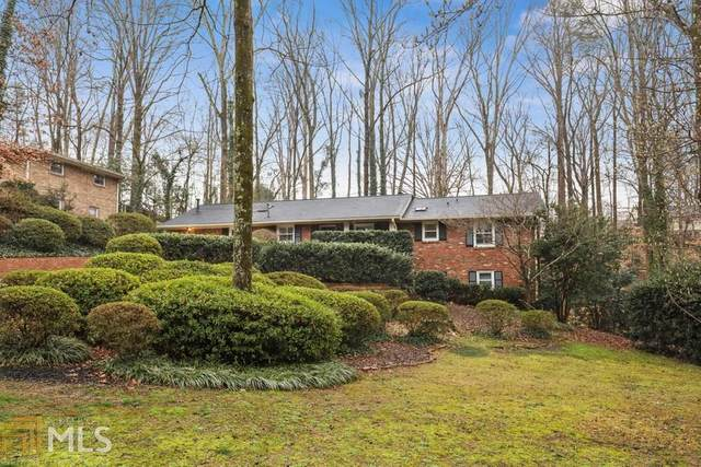 1309 Chaucer Ln, Brookhaven, GA 30319 (MLS #8935692) :: RE/MAX One Stop