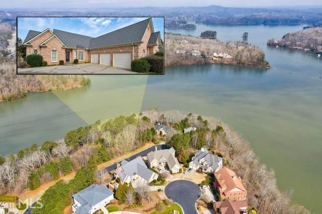 2743 High Vista Pt, Gainesville, GA 30501 (MLS #8935699) :: Athens Georgia Homes