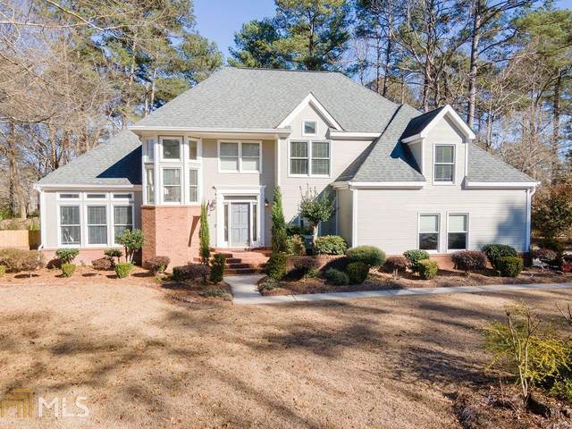 107 Fairways Dr, Warner Robins, GA 31088 (MLS #8935704) :: RE/MAX Eagle Creek Realty