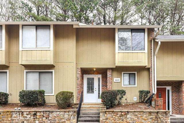 2280 Runnymead Ridge, Marietta, GA 30067 (MLS #8935709) :: Keller Williams
