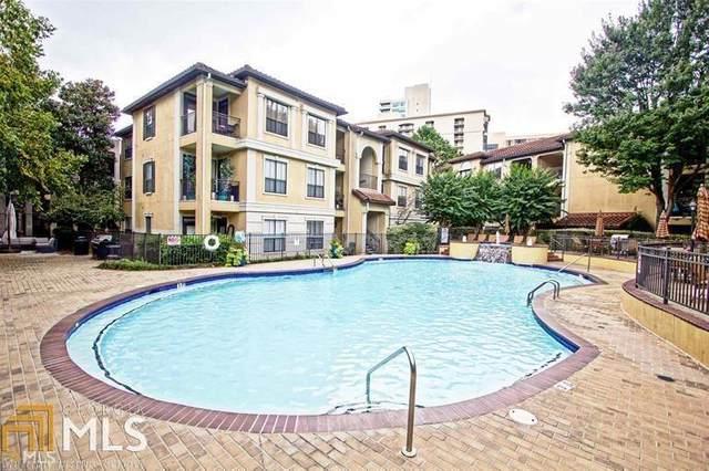 3777 Peachtree Rd #324, Brookhaven, GA 30319 (MLS #8935792) :: Bonds Realty Group Keller Williams Realty - Atlanta Partners