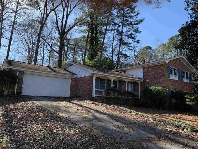 693 Tahoe Cir, Stone Mountain, GA 30083 (MLS #8935811) :: Bonds Realty Group Keller Williams Realty - Atlanta Partners
