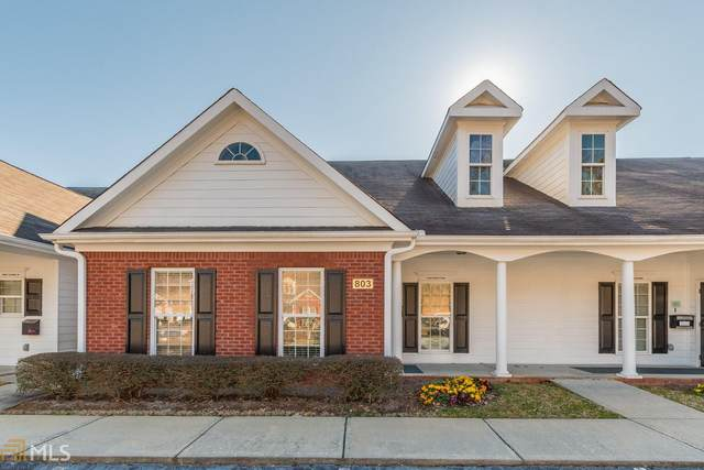 101 Devant #803, Fayetteville, GA 30214 (MLS #8935890) :: Buffington Real Estate Group