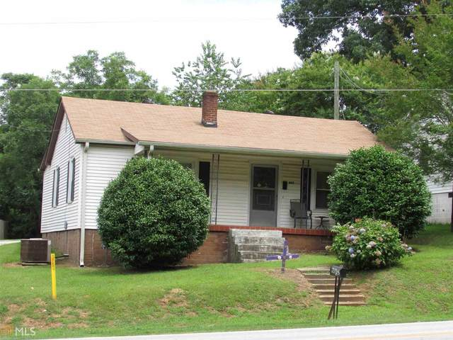 407 S Jackson St, Hartwell, GA 30643 (MLS #8935910) :: Athens Georgia Homes