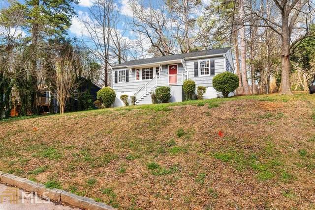 781 Bridgewater Street Sw, Atlanta, GA 30310 (MLS #8935925) :: Buffington Real Estate Group