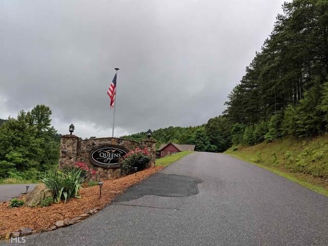 0 Hills At Queens Gap Lot 104, Blairsville, GA 30512 (MLS #8935942) :: Military Realty