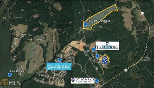 4400 Carey Station Rd, Greensboro, GA 30642 (MLS #8935966) :: Crest Realty