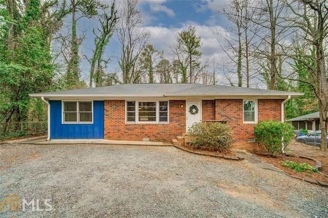 907 Turner Drive, Smyrna, GA 30080 (MLS #8936075) :: Crown Realty Group