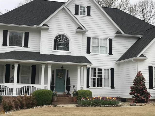 1568 Mulberry Lake, Dacula, GA 30019 (MLS #8936090) :: The Realty Queen & Team