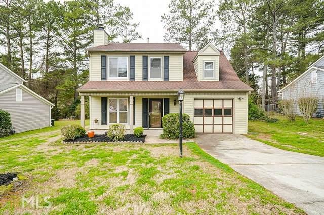 2139 Victoria Pl, Lithonia, GA 30058 (MLS #8936127) :: Buffington Real Estate Group