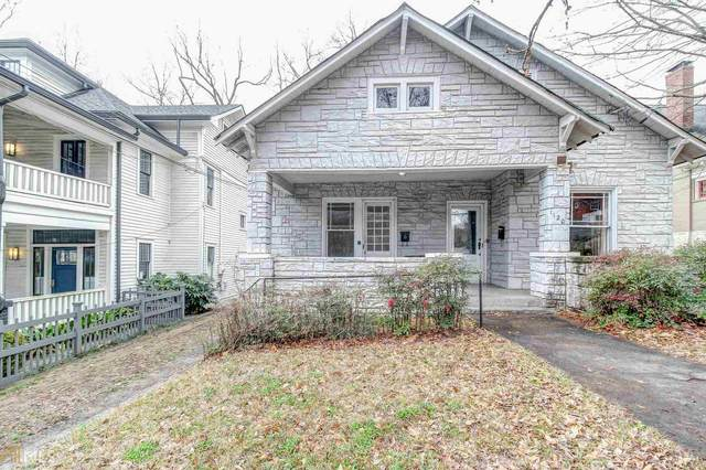 1120 N Highland, Atlanta, GA 30306 (MLS #8936223) :: Buffington Real Estate Group