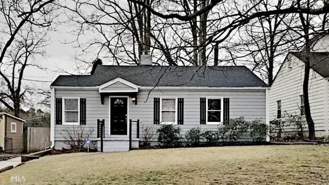 2557 Eastwood Dr, Decatur, GA 30032 (MLS #8936271) :: RE/MAX Eagle Creek Realty