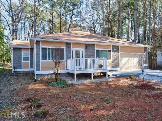 3167 Westmart Ln, Tucker, GA 30340 (MLS #8936284) :: RE/MAX Eagle Creek Realty