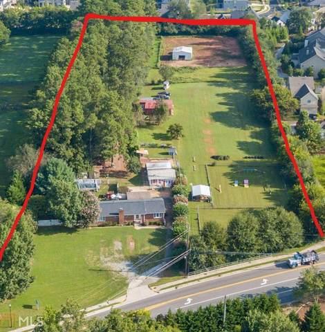 12580 Crabapple Rd, Milton, GA 30004 (MLS #8936296) :: RE/MAX Eagle Creek Realty