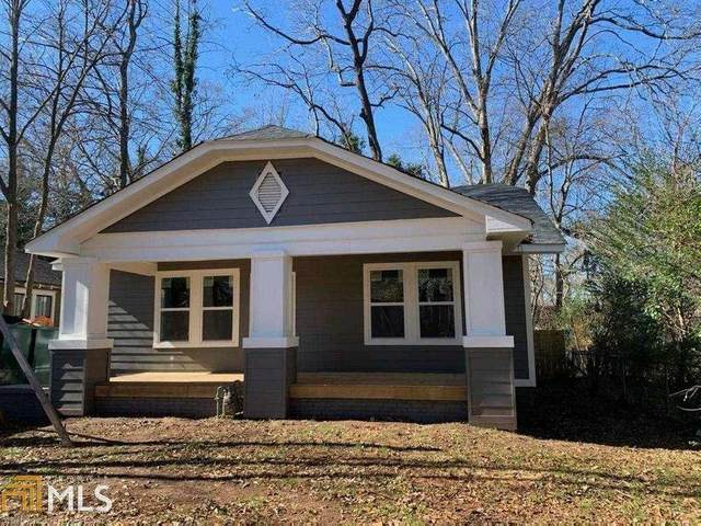 3025 Park St, East Point, GA 30344 (MLS #8936310) :: RE/MAX Eagle Creek Realty