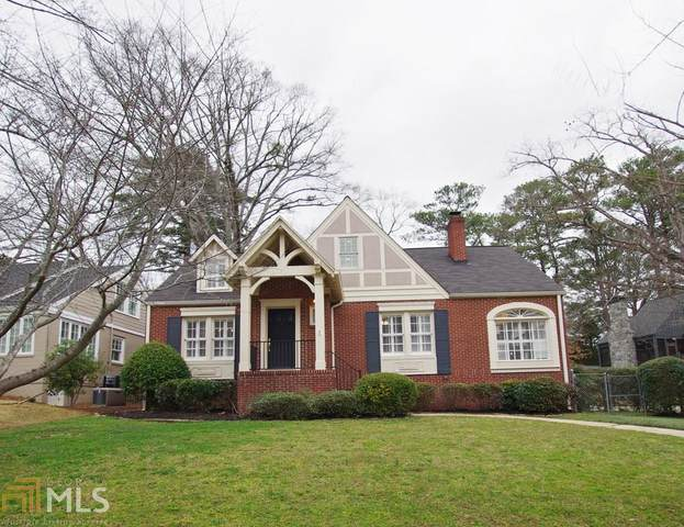 1240 Beech Valley Rd, Atlanta, GA 30306 (MLS #8936324) :: Buffington Real Estate Group