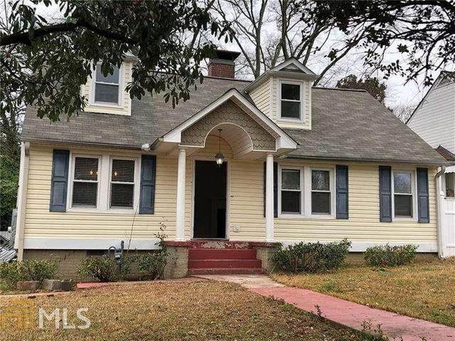 2675 Jefferson Ter, East Point, GA 30344 (MLS #8936347) :: RE/MAX Eagle Creek Realty