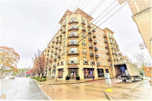 2255 NE Peachtree Rd #625, Atlanta, GA 30309 (MLS #8936456) :: Military Realty