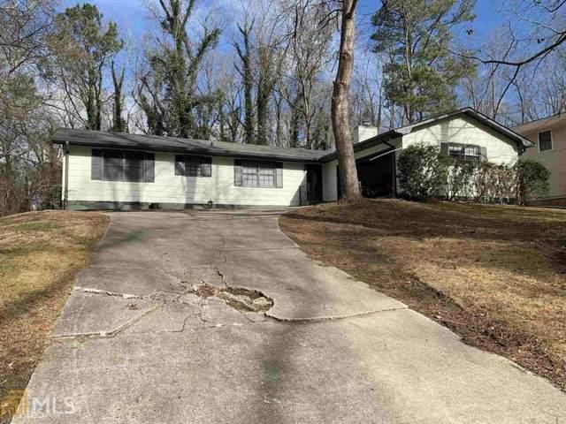 2389 Rolling Acres Dr, Conyers, GA 30094 (MLS #8936509) :: Scott Fine Homes at Keller Williams First Atlanta