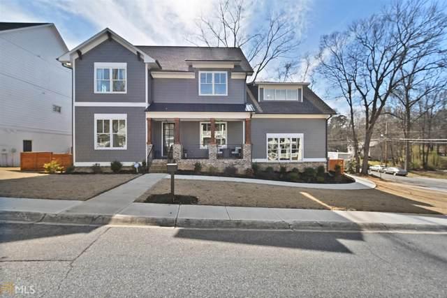 427 Nesbit St, Norcross, GA 30071 (MLS #8936559) :: Buffington Real Estate Group