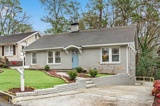 123 Ridgeland Way, Atlanta, GA 30305 (MLS #8936564) :: Crown Realty Group