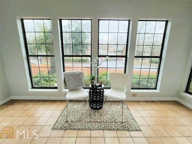 407 Barrington Hills Dr, Sandy Springs, GA 30350 (MLS #8936647) :: Crown Realty Group