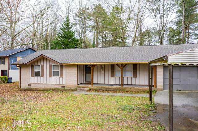 3031 Bay Berry Drive Sw, Marietta, GA 30008 (MLS #8936722) :: Military Realty