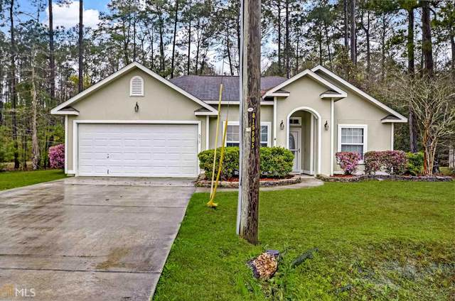 571 Henrietta St, Kingsland, GA 31548 (MLS #8936739) :: Military Realty
