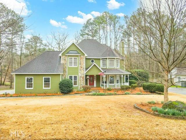 608 Farmbrook Trl, Kennesaw, GA 30144 (MLS #8936747) :: Military Realty