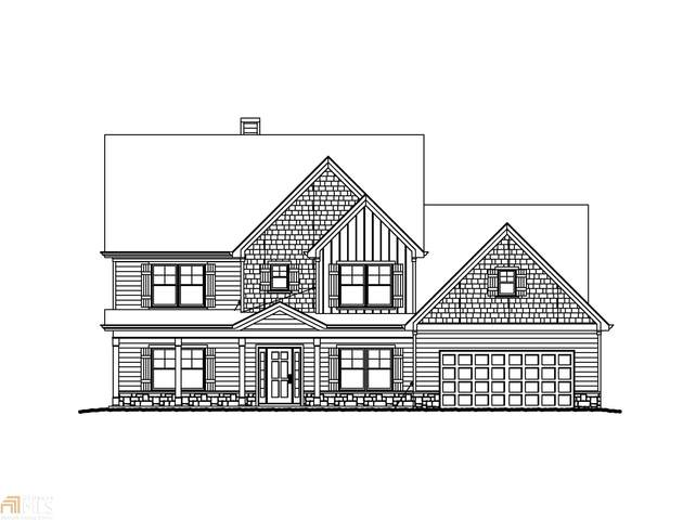 1200 Knowles Aly #15, Griffin, GA 30224 (MLS #8936750) :: The Realty Queen & Team
