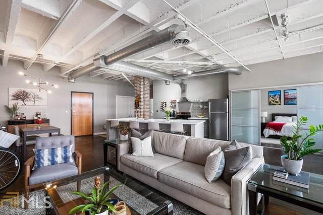 878 Peachtree St #302, Atlanta, GA 30309 (MLS #8936751) :: Buffington Real Estate Group