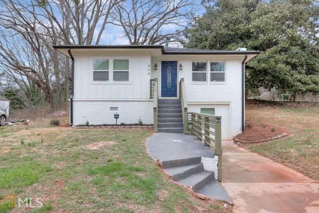 866 Lee Andrews Ave, Atlanta, GA 30315 (MLS #8936766) :: Military Realty