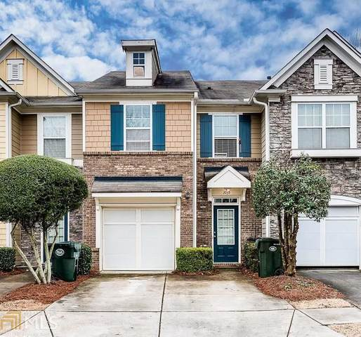 2035 Lakeshore Overlook Drive Nw, Kennesaw, GA 30152 (MLS #8936771) :: Military Realty