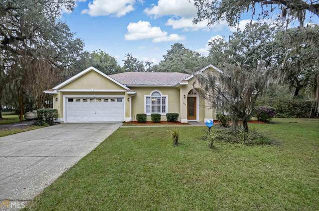 609 Carrack Court, Saint Marys, GA 31558 (MLS #8936801) :: Military Realty