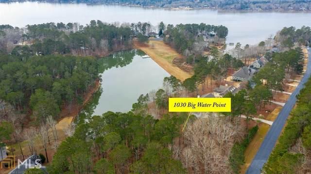 1030 Big Water Pt, Greensboro, GA 30642 (MLS #8936818) :: RE/MAX Eagle Creek Realty