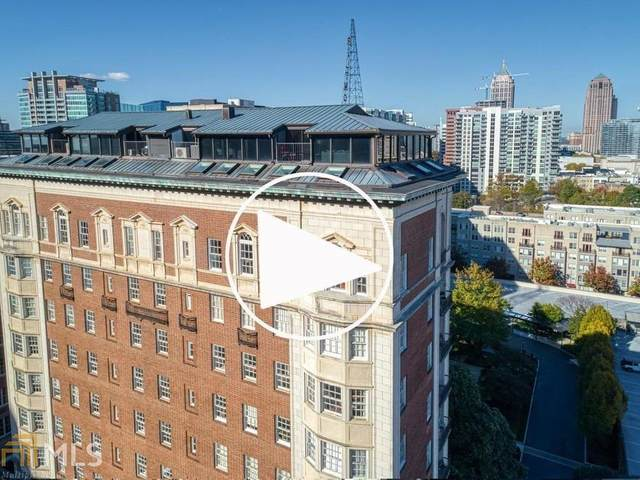 30 5Th St #1001, Atlanta, GA 30308 (MLS #8936843) :: Crown Realty Group